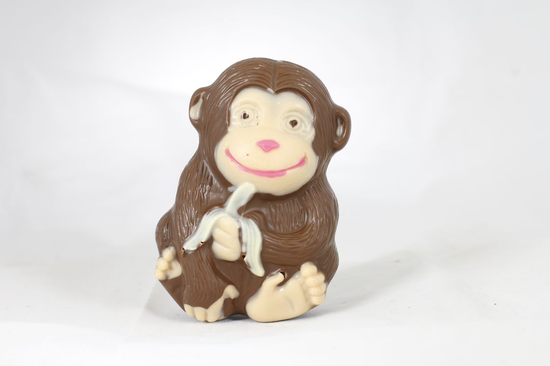 Monito de chocolate